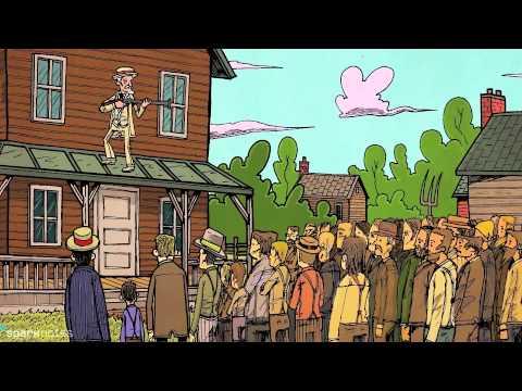 Video SparkNotes: Mark Twain's Adventures of Huckleberry Finn summary