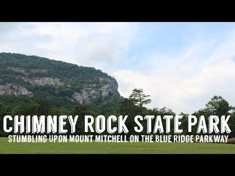 Chimney Rock State Park | Mount Mitchell State Park | Wandering Around In Wonder