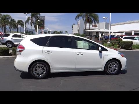 2015 Toyota Prius v used, Ontario, Corona, Riverside, Chino, Upland, Fontana, CA 2075087