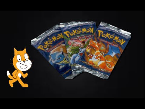Playing Scratch Games #1 - Pokemon Trading Card Pack Opener