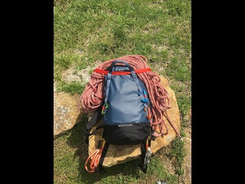 Mountain Hardwear Multi Pitch 25 backpack Review