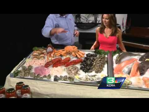 Tips on buying fresh fish at the grocery store