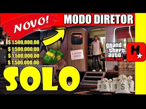 GTA 5 online Money Glitch Solo Modo Diretor