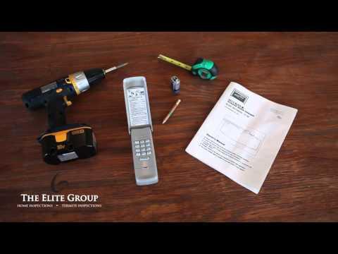 DIY #28 | Installing a Remote Keypad Garage Door