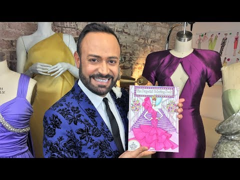 Nick's New Book!...The Pageant Coloring Book