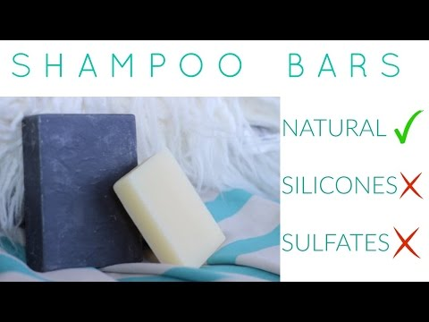 All About Solid Shampoo Bars
