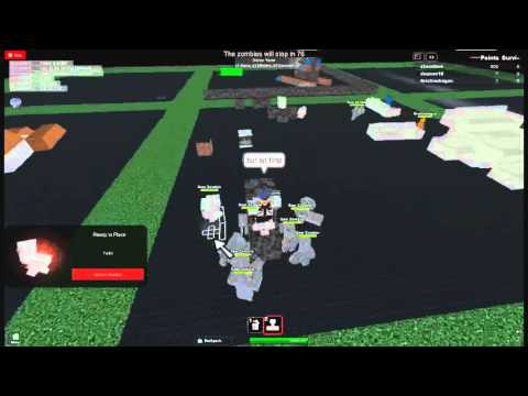 roblox how to make a flying machine in build to survive zombies
