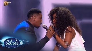 Top 3 Reveal Duet: Phindy & Musa