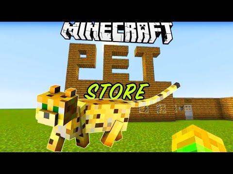 OJ Playz Minecraft: Awesome Pet Store