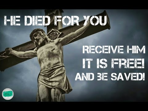 Receive Accept Jesus Christ NOW and BE SAVED! Before it is TOO LATE!
