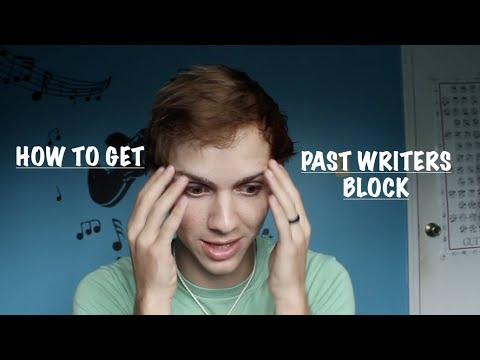 8 Tips To Get Past Writers Block