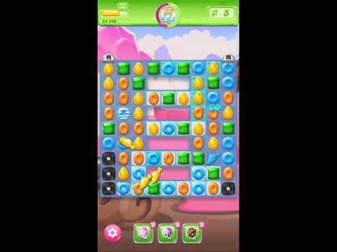 Candy Crush Jelly Saga Level 76 No Booster 3 Stars with tips
