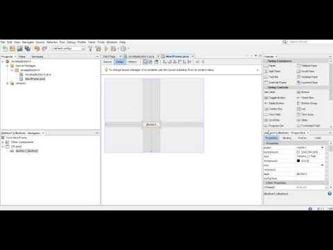 [ Solution ] Can't find Java desktop application in Netbeans