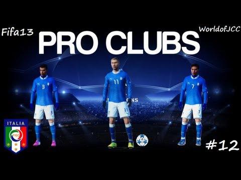 FIFA 13 PRO CLUBS | EP012 | TOUGHEST GAMES!!