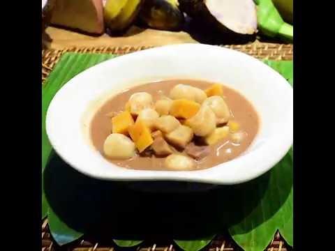 #eatlikeaviking : Ginataang Halo-halo with Tablea