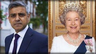 THE QUEEN OF ENGLAND JUST DESTROYED LONDON