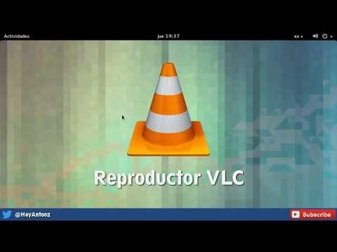 Como Instalar VLC en Ubuntu 13.10