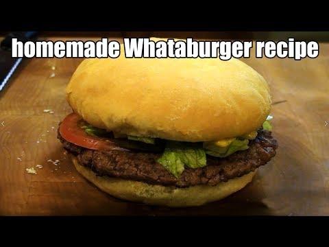 homemade whataburger copycat recipe