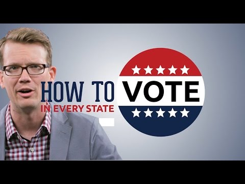 Our Massive Project: How to Vote in Every State
