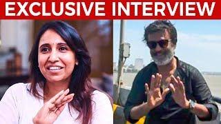 """Rajinikanth Scared of Pa Ranjith on sets"" - Anu Vardhan | Kaala"