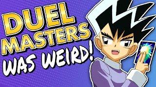 Duel Masters Was Weird (Not a YU-Gi-Oh Clone) | Billiam