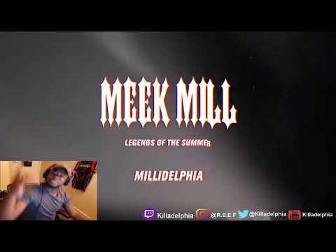 Meek Mill - Millidelphia (feat. Swizz Beats) [Official Audio] Reaction!