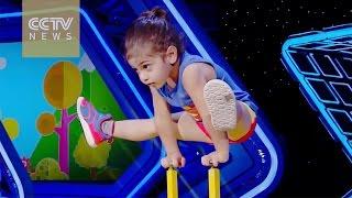 Impossible Challenge: Gymnastics Boy Arat Hosseini from Iran!