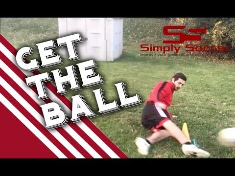 How To Slide Tackle In Soccer - Defender Soccer Tips