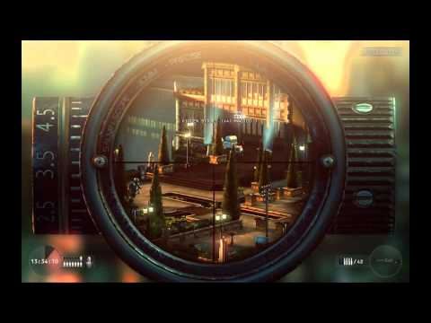 Hitman Sniper Challenge - Q8300 - Geforce GTS 450