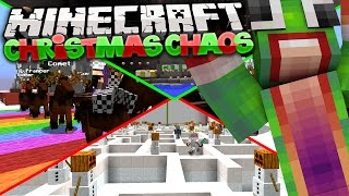 minecraft christmas chaos - Christmas Minecraft Videos