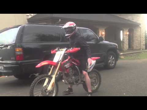 How to shift on a dirt bike