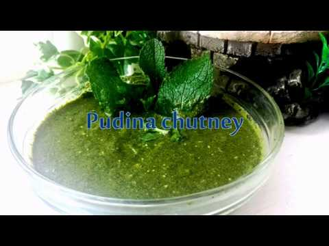 Mint Chutney Recipe - Easy to Make Spicy Indian Mint Leaves Chutney