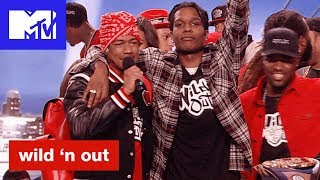 A$AP Rocky & the Mob Return and Justina Valentine Bars Out | Wild