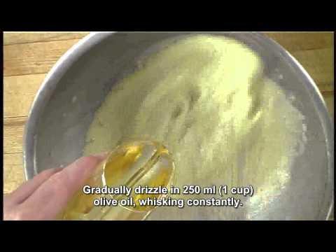 egg yolk dressing
