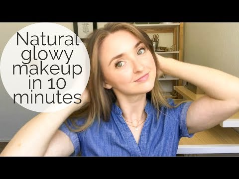 GET READY WITH ME: Easy, Natural, 10 Minute Makeup