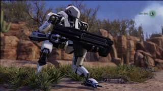 XCOM 2 multiplayer 10k ps4 gunner/aliens