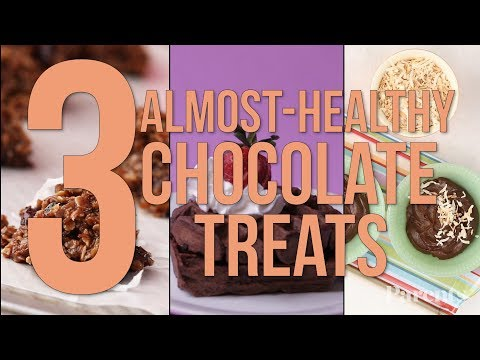3 Almost-Healthy Chocolate Treats | Parents