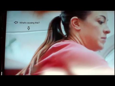 LCD TV Repair Secrets - Horizontal Lines on the Screen