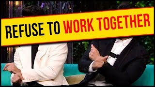 EXES Of This Bollywood Actress REFUSE To Work Together