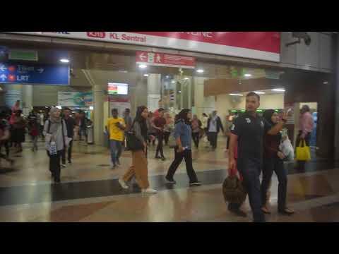 KL Sentral Kuala Lumpur Malaysia (Review)
