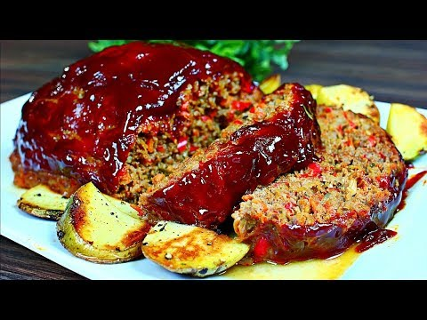 Healthy Delicious Meatloaf Recipe - How to make Healthy Meatloaf