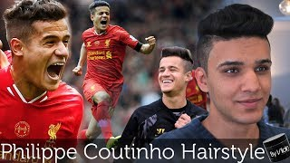 NEW FACE AND HAIR PHILIPPE COUTINHO PES Music Jinni - Coutinho hairstyle 2015