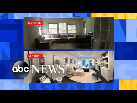 Visiting Ginger Zee's newly renovated upstate New York home