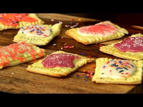 How to Make Pop Tarts at Home | Just Add Sugar