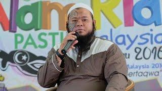ARPM '16 - Bicara Hijrah Bersama Abang Long Fadhil