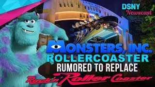 Monsters Inc Rumored To Replace Rock