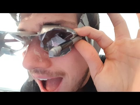 How to make your own reading glasses