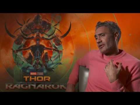 Taika Waititi talks Thor Ragnarok on PLAN B