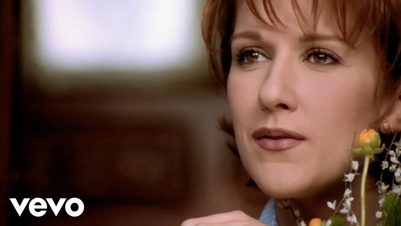 Falling into You - Céline Dion