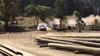 WRC Rally Australia 2015 Day 3 highlights
